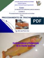 Procesamiento de Trucha