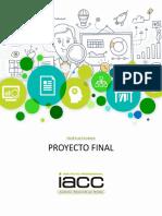 Instrucciones Proyecto Final SGSSL