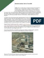 Accidentul nuclear de la Cernobîl