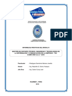 Informe Modulo I
