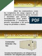 Contenedores Exposicion Para Comercio