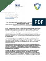 GAPP partnership funding announcement