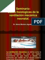 2 BASES FISIOLÓGICAS DE LA VENTILACIÓN MECÁNICA.