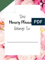 Money Planner - A5