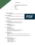 Rpp Bahasa Inggris Full Dan Terjemahan Shabrina 5a