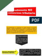 Procedimiento no contencioso tributario ppt.pptx