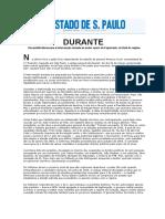 REVOLUÇÃO DE 1964 - DURANTE