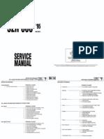 Szr660 Service Manual