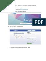 Membuat Fb Dengan Gmail Tanpa Nomer Hp