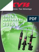 Kyb Japan Shock Absorbers 2018
