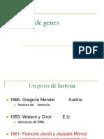 3-Expresion y Regulacion de genes.ppt