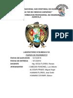 ULTIMO INFORME -FISICA8