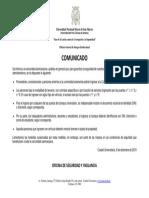 URGENTE Comunicado Ingreso de Personal-6.12.19 (C)v2
