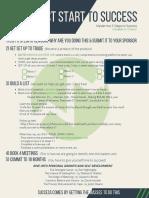 5 steps to success - 72 hour checklist (3)