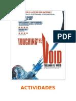 FICHA TOCANDO EL VACÍO