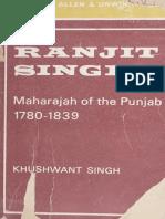 Maharaja Ranjit