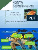 Pdfslide.net Pentingnya Penangkaran Biota Laut