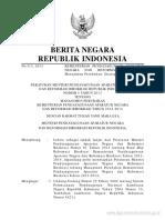 Permenpan No 4-2013 ttg Manajemen Perubahan