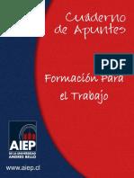 Cuaderno de Apuntes - Formación_Para_el_Trabajo 2014