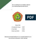 Laporan Pendahuluan Keperawatan Medikal Bedah 1 Hernia Di Rs Dr Soehadi Prijonegoro Sragen