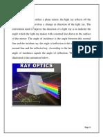 RAY OPTICS.docx