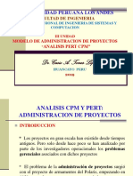 Analisis Pert Cpm 2018
