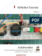 ArduFarmBot Tomato Garden Automation With Help Of