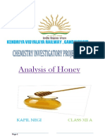 199573496 Chemistry Investigatory Project