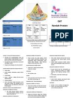 10. leaflet rendah protein