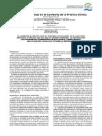 Supervision Eficaz en El Contexto de Practica Clinica