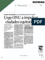 Dans le journal mexicain Reforma