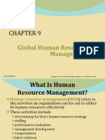Chp 9  GLOBAL HUMAN RESOURCE MGMT.ppt