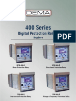 4. DEMA 400 Series Brochure