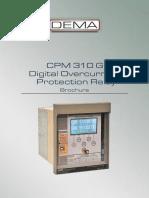 CPM 310G Brochure ENG