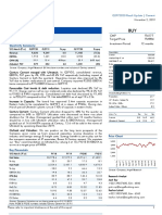 Ultratech Cement - Company Profile, Performance Update, Balance Sheet & Key Ratios - Angel Broking