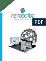 23-Nanoscribe GmbH - Booklet