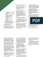 Disposiciones Generales , Trabajo de Auditoria