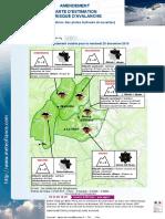 Bulletin Météofrance en montagne - Alpes du Nord - Isère