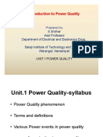 Power Quality Presentation Singam