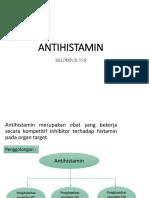 55 e Antihistamin