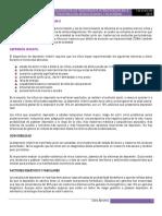 Neuropsicología del desarrollo - Tema 10 (no erratas)