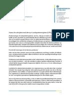 Status for Arbejdet Med Det Nye Landspatientregister LPR3 December 2019 (2)