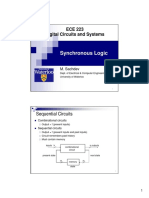 ECE 223 Synchronous Logic