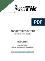 Laboratorio MTCNA