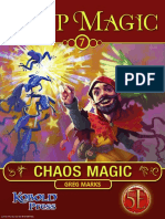 Deep Magic Chaos Magic for 5th Edition