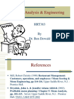 MenuAnalysis-Engineering382.ppt