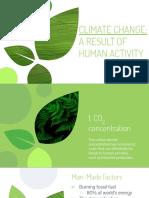 climate change debate - pro