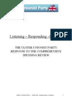 UUP CSR Response 25.11