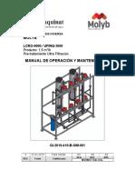 GI-2019-416-OM-001 - Manual de Operación RO