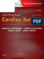 Kirklin Barratt-Boyes - Cardiac Surgery 2013
